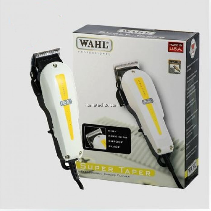 Wahl 8466 super taper professional hair clipper for Ohrensessel 2 wahl