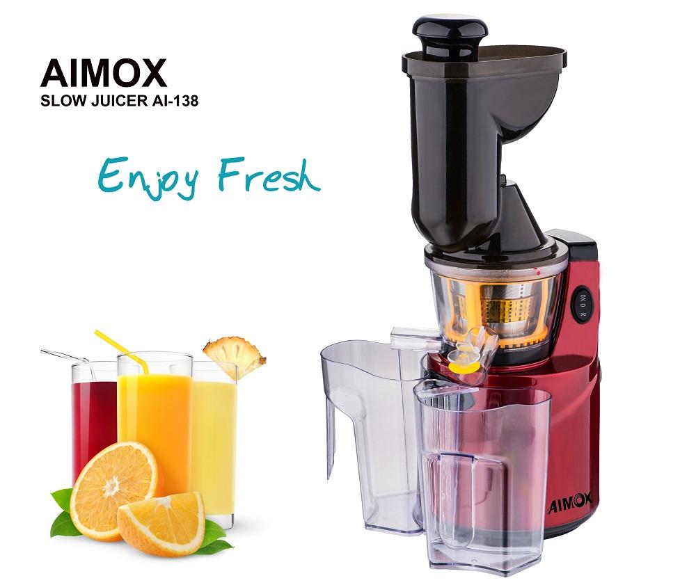 Khind Slow Juicer Rpm : Aimox Slow Juicer Slow Juicer Malaysia Hometech2u
