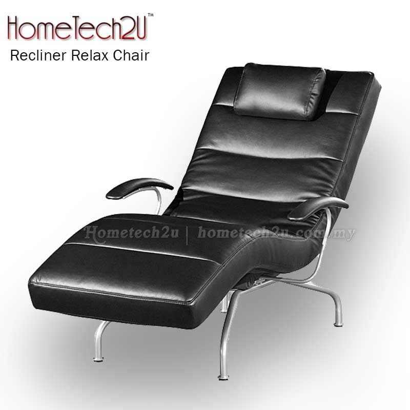 Viena pu leather recliner relax chair end 8 9 2019 1 36 am for Chaise lounge black friday sale