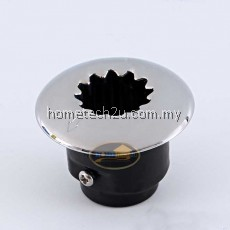 Commercial Ice blender Jug socket spare parts driver gear mushroom for 767 766 series
