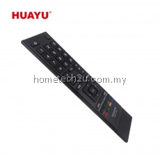 HUAYU RM-L1106 Replacement Remote Control For TOSHIBA LED LCD TV