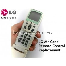 LG Air Conditioner Remote Control Replacement Compatible for LG airCond