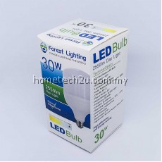 FOREST LIGHTING 30W E27 ENERGY SAVING LED BULB DAYLIGHT