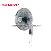 "Sharp Wall Fan PJW400 (16"") Pull-Cord Control"