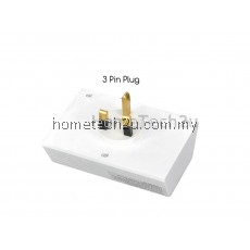 Wall Extension Power Socket With Infrared Remote Control