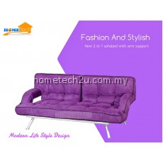 Elegant 3 Seater Sofa Bed Convertible (FREE SHIPPING)