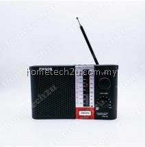 Phison Portable MP3 FM/AM Radio with USB SD Card