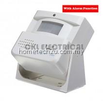 Wireless Door Bell Welcome Alarm Chime Motion Sensor Detector Low pow