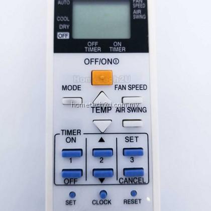 CS-PC9MKH Panasonic Air Conditioner Remote Control For A75C3623 A75C3297 A75C2817 A75C2825 A75C2841 A75C2925 A75C3625 A75C4448 A75C2841 A75C2811