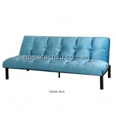 Summer Sofa Bed 3 Seater Fabric Suitable For Homestay [Made In Malaysia]