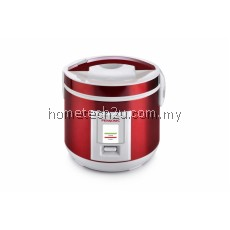 Pensonic 1.8L Jar Rice Cooker PSR-1802 RED
