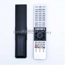 OEM TOSHIBA 3D Smart LED TV Remote Control Remote Control Replacement RM-L1328