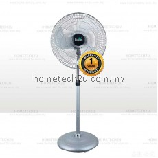 "[NEW-Ball Bearing Motor] Fujibin Industrial Stand Fan 20"" with Cooper Coil + Ball Bearing Motor"