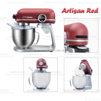 THE BAKER Heavy Duty Stand Mixer 5 Artisan 800W DC Motor Elegant Series