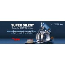 THE BAKER Heavy Duty Stand Mixer 5 Artisan 800W DC Motor Elegant Series