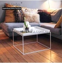 Hometech2U Modern Square Desinger Coffee Table (100% Made In Malaysia)