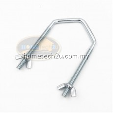 ME Uhf HDTV Digital Antenna Me-10E 10 Element for Myfreeview Antena Mytv DVBT2 [FREE 10Meter Cable]