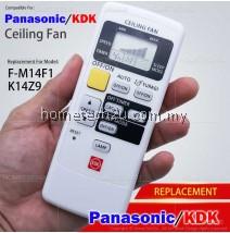OEM PANASONIC KDK ORIGINAL CEILING REMOTE CONTROL REPLACEMENT FOR K14Z9/F-M14F1