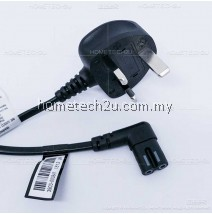 Original Samsung L Angle Mains Power Cable AC Cord for Samsung LED TV Compatible For ASTRO (1.5M)