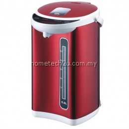 Pensonic PTF-5001 5L Thermo Flask Thermopot - Red
