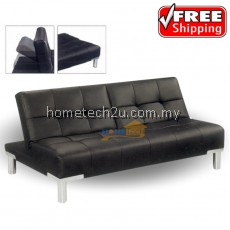 Modern Style Sofa Bed in Black (Free Shipping)