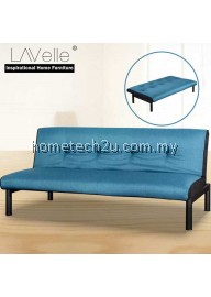 HOMETECH2U : LAVELLE 3 Seater Durable Foldable Sofa Bed 2 in 1 [MADE IN MALAYSIA -READY STOCK]