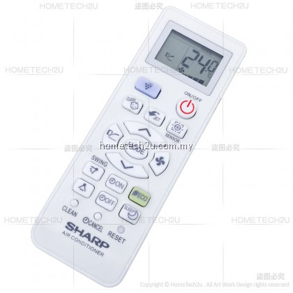 SHARP Air Conditioner Remote Control for sharp aircond replacement