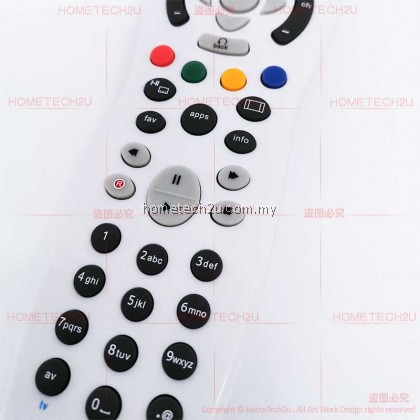 Astro Beyond Remote Control For Njoi PVR Hypptv Old Type Astro Decorder Compatible