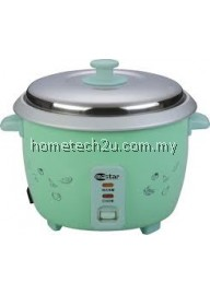 Mastar 1.0L Rice Cooker with aluminum pot