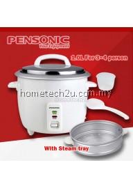 Pensonic 1.0L Rice Cooker Non Stick Teflon Inner Pot