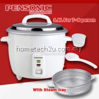 Pensonic Rice Cooker 1.8 Litres PRC-18G