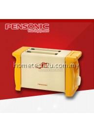 Pensonic 2 Slice Pop Up Bread Toaster AK-3N Yellow