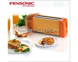 Pensonic 4 Slice Pop Up Bread Toaster AK-4 Orange
