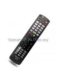 Universal LCD LED TV Remote For AKIRA AOC SUPRA HITACHI Hisense TCL