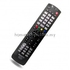 Universal LCD LED TV Remote For AKIRA AOC SUPRA HITACHI Hisense TCL