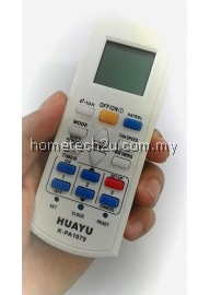 NEW Air Conditioner Remote Control for Panasonic Air Cond Controller
