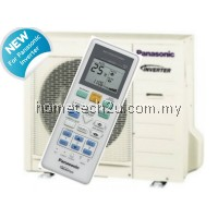 Panasonic Econavi Inverter Air conditioner Remote Control Air Cond