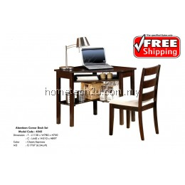 Corner Desk Table And Chair Set