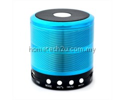 Portable Wireless Mini Bluetooth Speaker With Mobile Phone Call