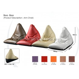 High Quality Fabric Bean Bag With Arm Support/ Chair