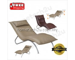 Bonia Premium PU Relax Chair With Head Recliner (Free Shipping)