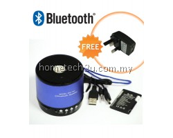 Portable Wireless Mini Bluetooth Speaker With Mobile Phone Call MP3
