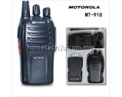Motorola Walkie -Talkie Headset MT 918 5W Original High Quality