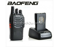 1 Unit 16 Channel Baofeng BF - 888S VHF / UHF FM Transceiver Walkie Talkie