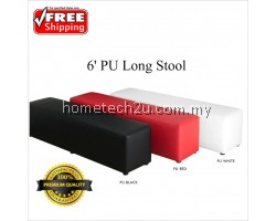 6' Feets PU long bench bench bed end stool stool stool sofa bed Vanity Benches Stools