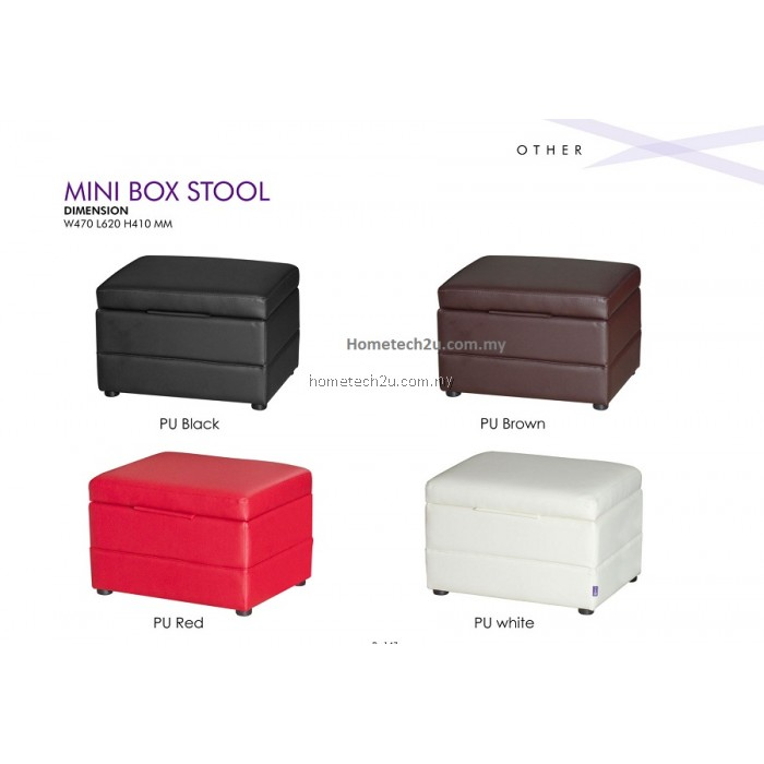Mini Stool Box