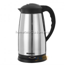Homax 1.8L Electric Jug Kettle Anti Hot Jug Auto Keep Warm