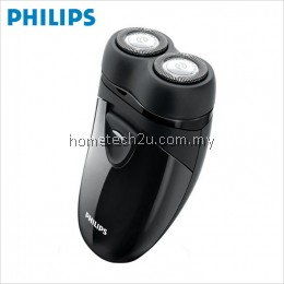 Philips PQ206 Mens Dry Electric Shaver Battery Powered
