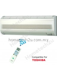 Air Conditioner Remote Control Replacement For Toshiba air cond