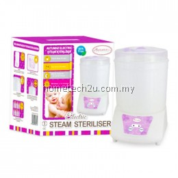 Autumnz Electric Steam Steriliser Lilac